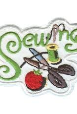 Advantage Emblem & Screen Prnt Sewing Fun Patch