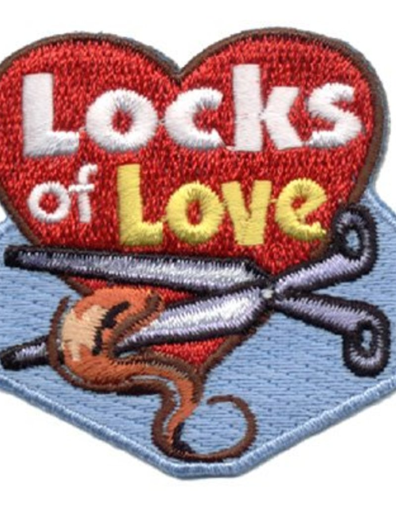 Locks of Love Fun Patch