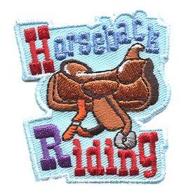 Horseback Riding w/ Saddle Fun Patch