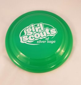 The Roberts Group Silver Sage Frisbee Flyer Green