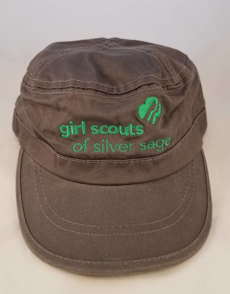 Outfit Your Logo Silver Sage Cadet Cap Desert Sand