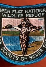 Advantage Emblem & Screen Prnt Deer Flat National Wildlife Refuge Patch