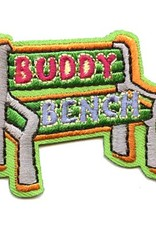 Advantage Emblem & Screen Prnt Buddy Bench Fun Patch