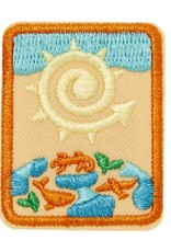 GIRL SCOUTS OF THE USA Senior Eco Explorer Badge