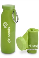 GIRL SCOUTS OF THE USA Roll-Up Water Bottle