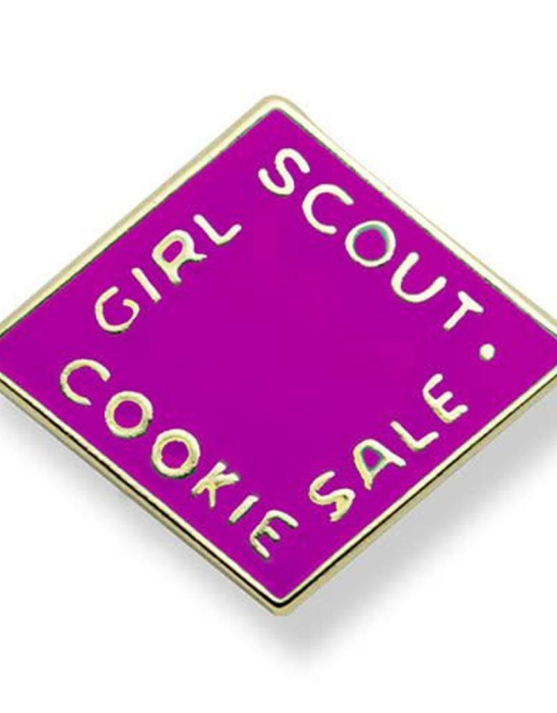 GIRL SCOUTS OF THE USA 2019 Cookie Activity Pin
