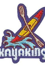 Advantage Emblem & Screen Prnt Kayaking Fun Patch