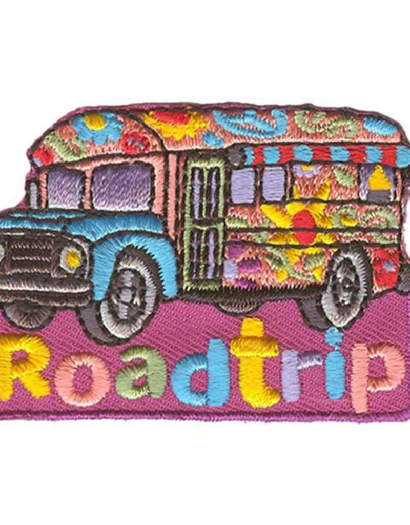 Advantage Emblem & Screen Prnt Road Trip Fun Patch