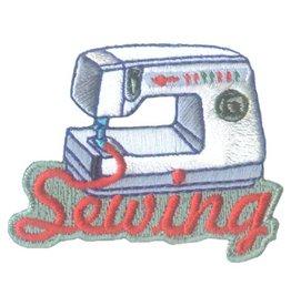 Advantage Emblem & Screen Prnt Sewing Machine Fun Patch