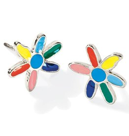 GIRL SCOUTS OF THE USA Daisy Petal Earrings Pierced
