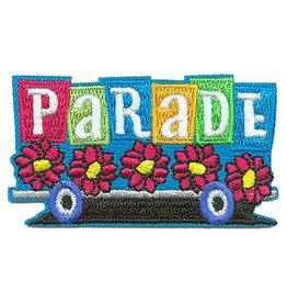 Advantage Emblem & Screen Prnt Parade Fun Patch