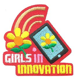 Girls in Innovation Fun Patch