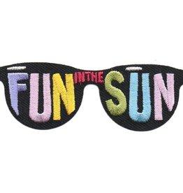 Fun in the Sun Sunglasses Fun Patch
