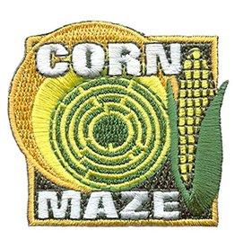 Advantage Emblem & Screen Prnt Corn Maze Fun Patch