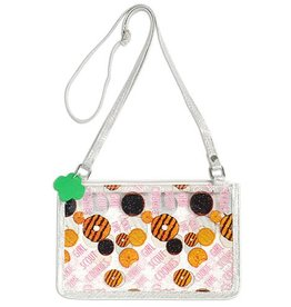 GIRL SCOUTS OF THE USA Clear Cookie Crossbody Bag
