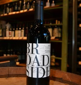 Broadside Margarita Vineyard Cabernet Sauvignon 2016