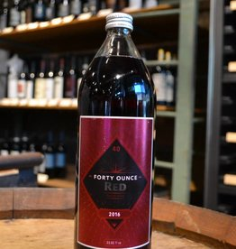 Julien Braud Forty Ounce Red 2016