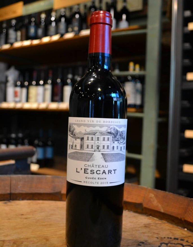 Chateau L'Escart Cuvee Eden Bordeaux Superieur 2015