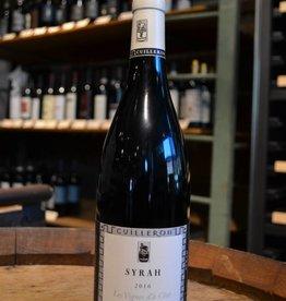 Yves Cuilleron Syrah Les Vignes D'A Cote Vin de Pays Collines Rhodaniennes 2016