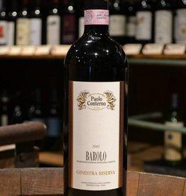 Paolo Conterno Ginestra Riserva Barolo 2005