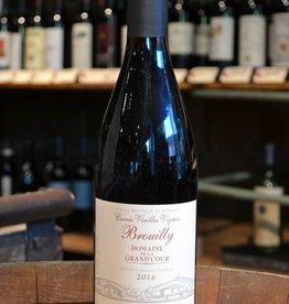 TA Dutraive Domaine de la Grand Cour Brouilly Cuvee Vieilles Vignes 2017