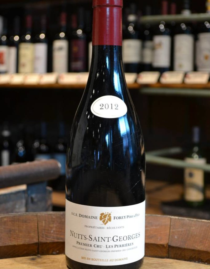 Domaine Forey Nuits Saint George 1er Cru Les Perrieres 2012