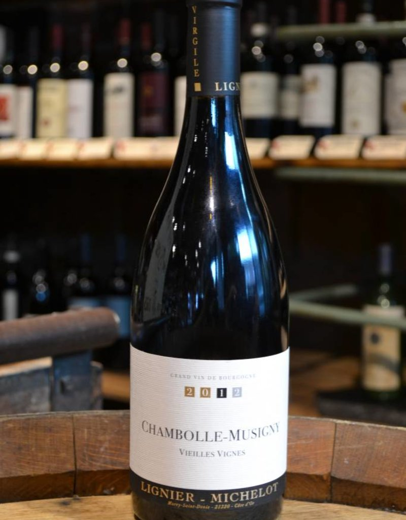 Lignier-Michelot Chambolle Musigny Vieilles Vignes 2012