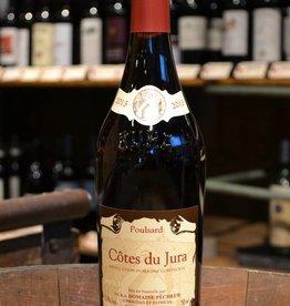 Domaine Pecheur Cotes Du Jura Rouge Poulsard 2015