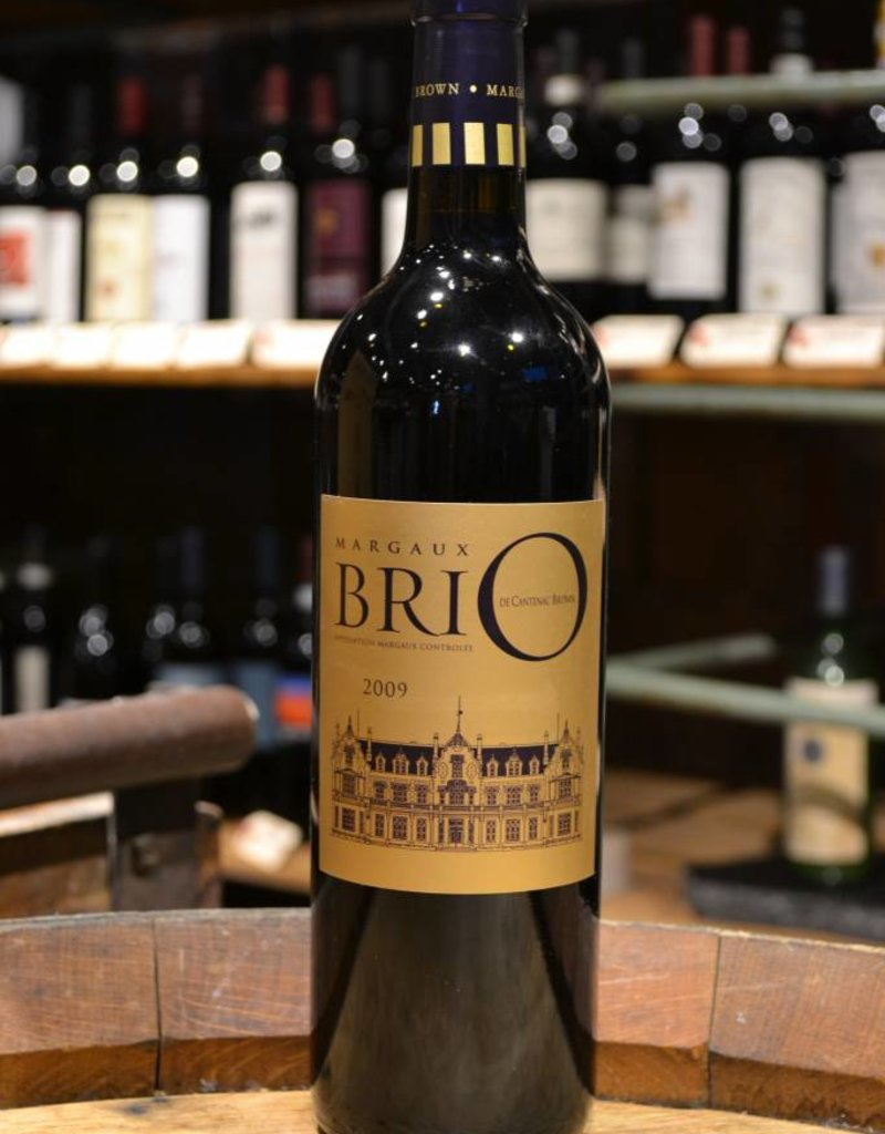 BriO de Cantenac Brown Margaux 2009