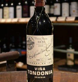Lopez de Heredia Vina Tondonia Rioja Reserva 2005