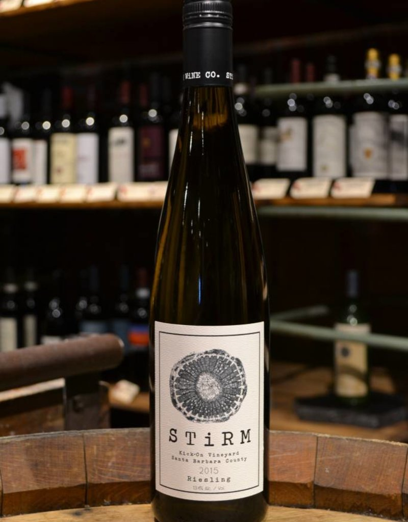 Stirm Kick on Ranch Santa Barbara County Riesling 2015