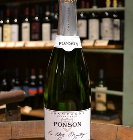 TA Ponson Champagne Extra Brut La Petite Montagne Premier Cru NV