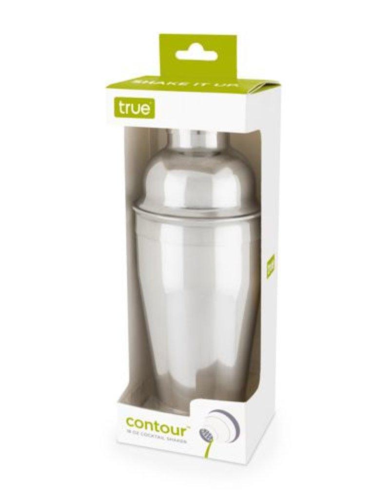 Contour Cocktail Shaker 18oz