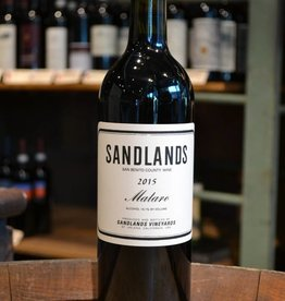 Sandlands San Benito County Mataro - Enz Vineyard 2015