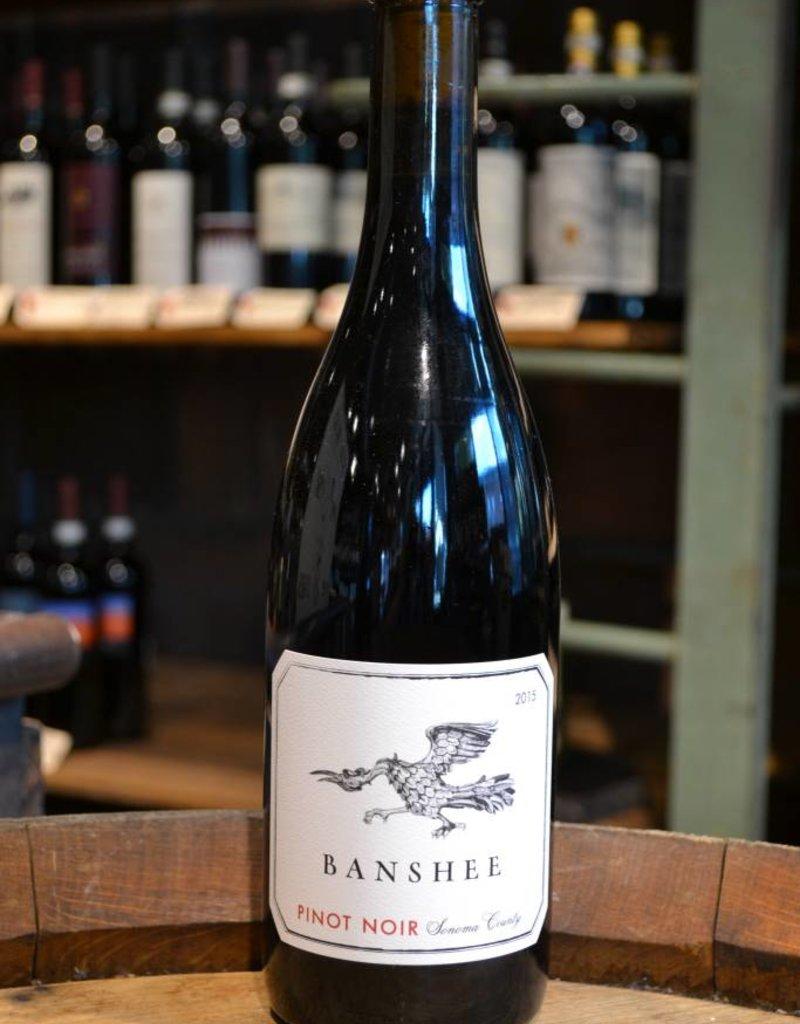 Banshee Sonoma County Pinot Noir 2016