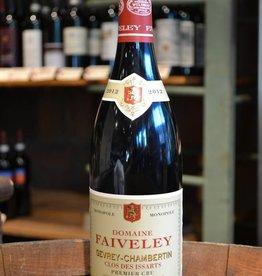 Faiveley Gevrey Chambertin Clos de Issarts Monopole 1er Cru 2012
