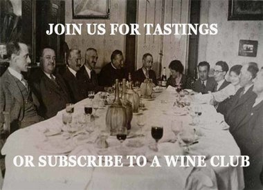 Tastings and Wine Clubs