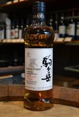 Mars Shinshu Komagatake Rindo Single Malt Japanese Whisky