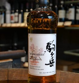 Mars Shinshu Komagatake Kohiganzakura Japanese Whisky