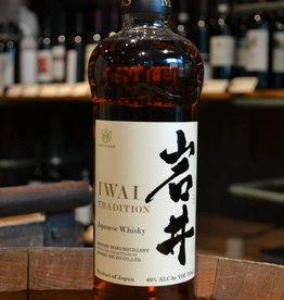 Shinshu Mars Distillery Iwai Tradition Japanese Whisky