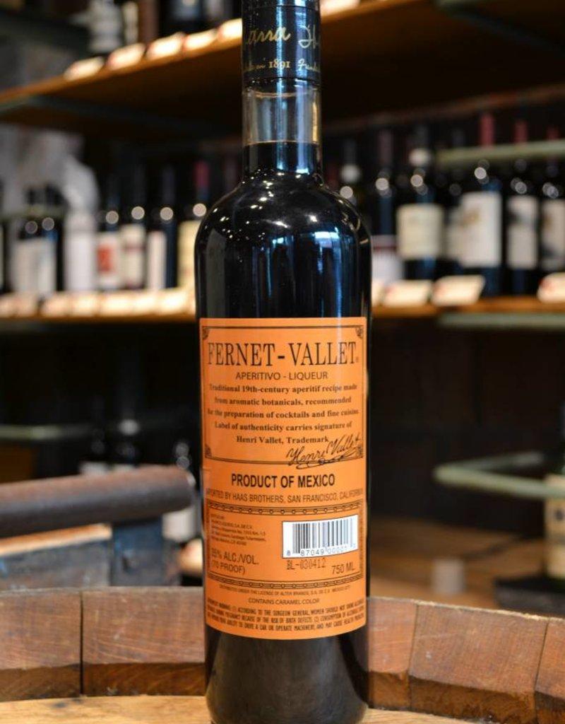 Fernet-Vallet Amaro