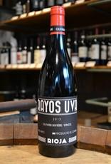 Olivier Riviere Rayos Uva Rioja 2017