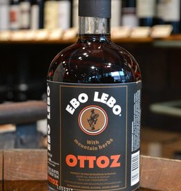 Ottoz Ebo Lebo Amaro 750ml