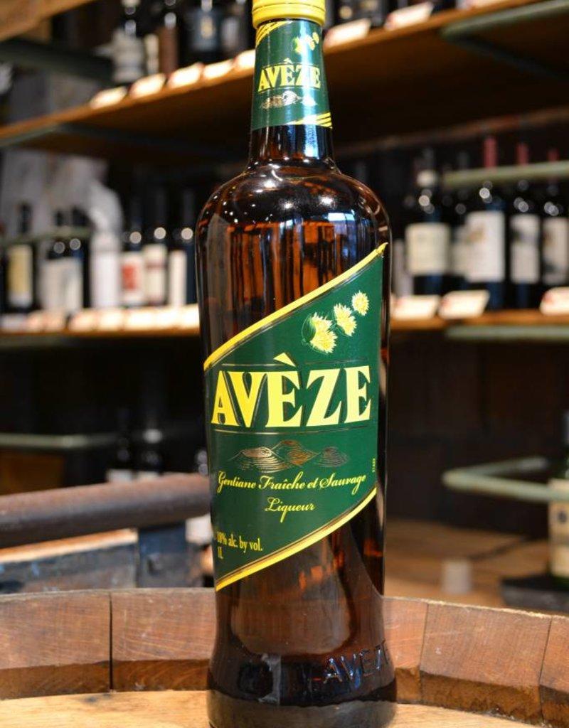 Aveze Racines Ameres Gentiane Liqueur