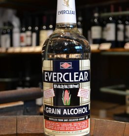 Everclear Grain Alcohol 1 Liter