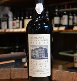 Rare Wine Co New York Malmsey Madeira NV