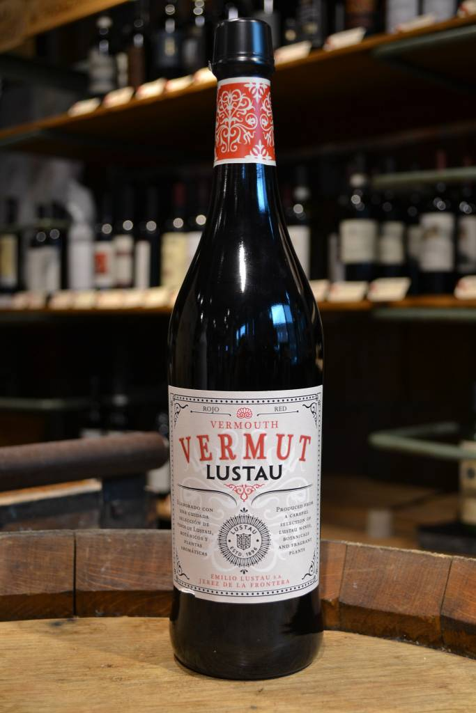Lustau Vermut Red Vermouth