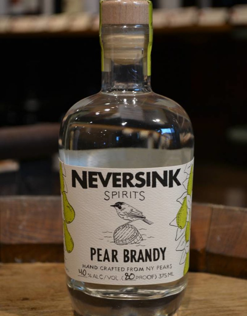 Neversink Spirits Pear Brandy 375ml