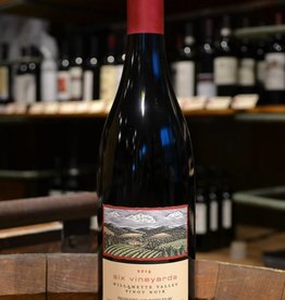 Lemelson Six Vineyards Willamette Valley Pinot Noir 2014