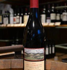 THANKSGIVING PICKS Lemelson Six Vineyards Willamette Valley Pinot Noir 2014